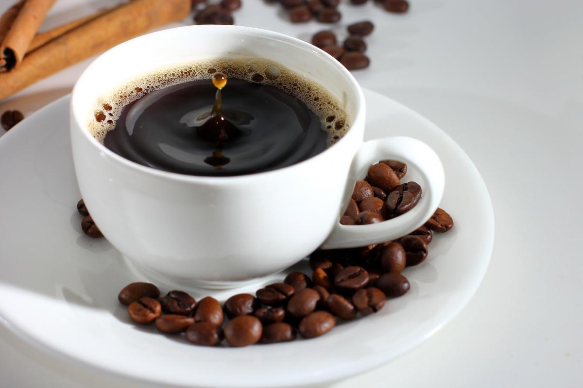 Кофе на завтрак картинки
