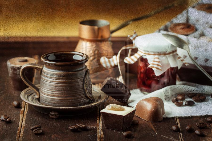 кофе и шоколад картинки для декупажа